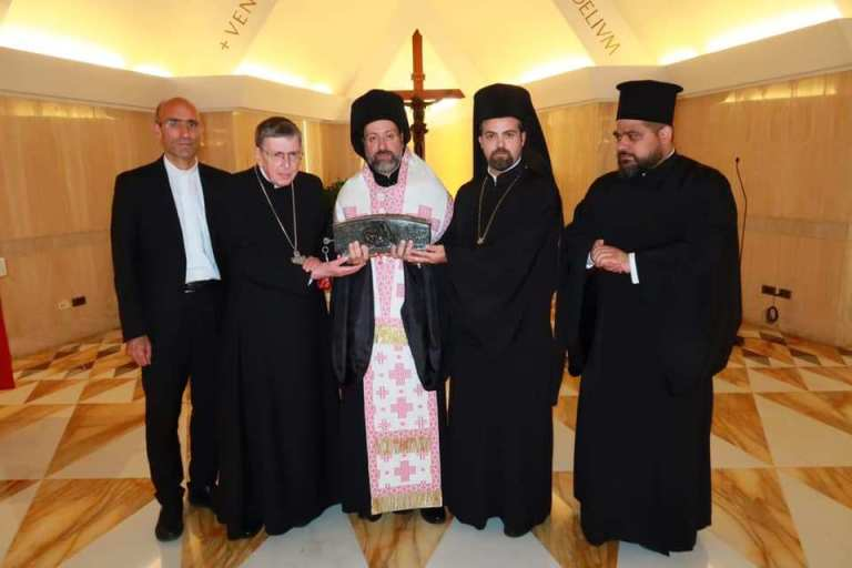 ECUMENICAL PATRIARCHATE PERMANENT DELEGATION
