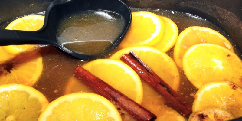hygge crock pot mulled cider recipe