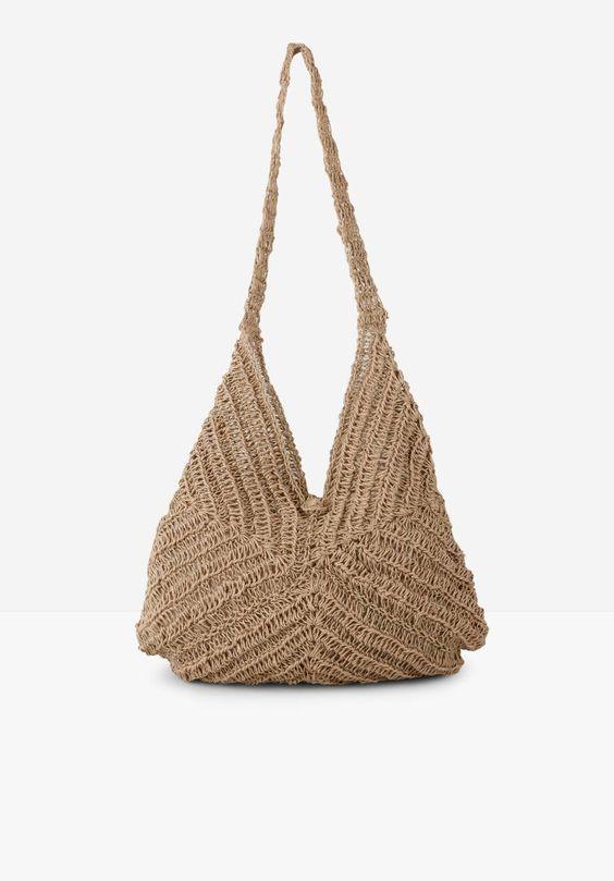 jute bag summer holiday fashion