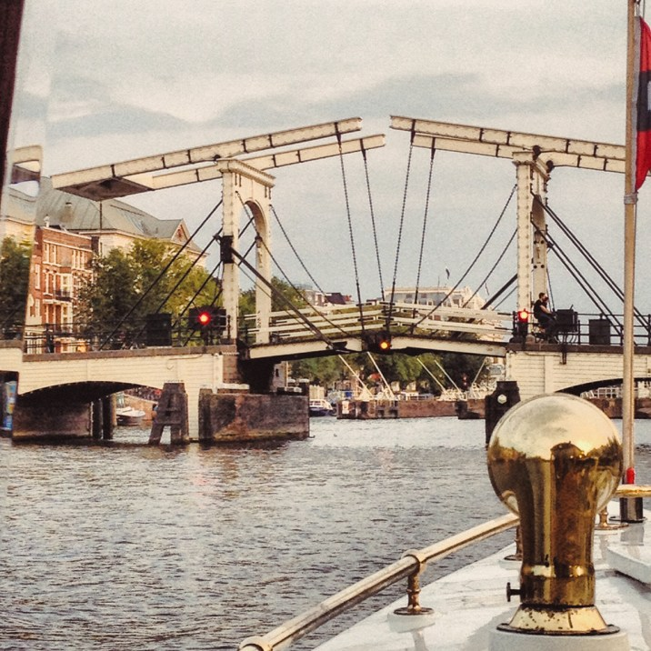 Amsterdam Love Bridge