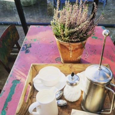 Petersham Nurseries, London England on Hygge House