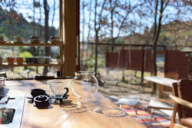 自然の心地よさに包まれるシンケンスタイルのキッチン。