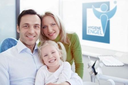 Familie-Hygieneengel