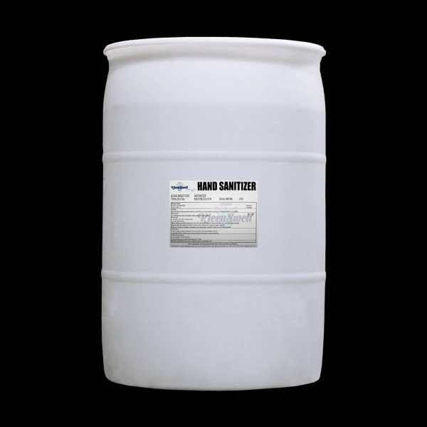 KleenSwell™ 50-Gallon Drum of Hand Sanitizer