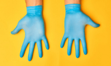 Nitrile Gloves form Hygienic Labs™