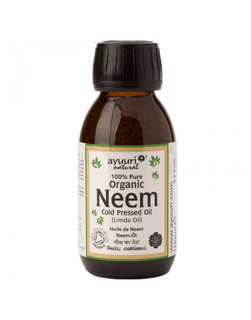 Ayuuri Neem Cold Pressed Oil