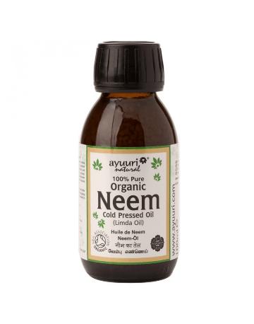 Ayuuri Neem Cold Pressed Oil