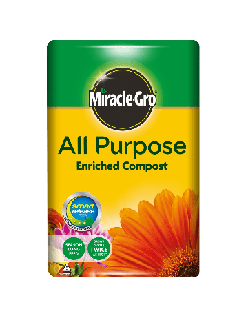Miracle Grow All Purpose Enriched Compost