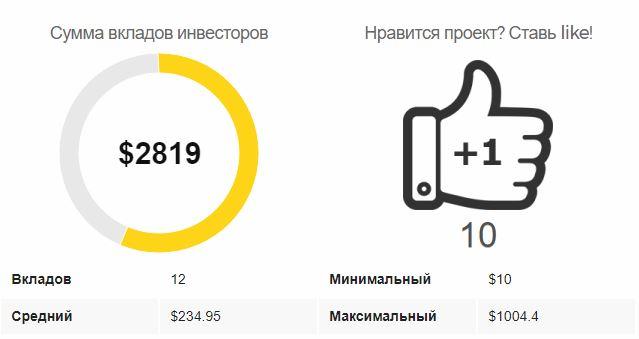 pénzt fektet be internetes projektekbe)