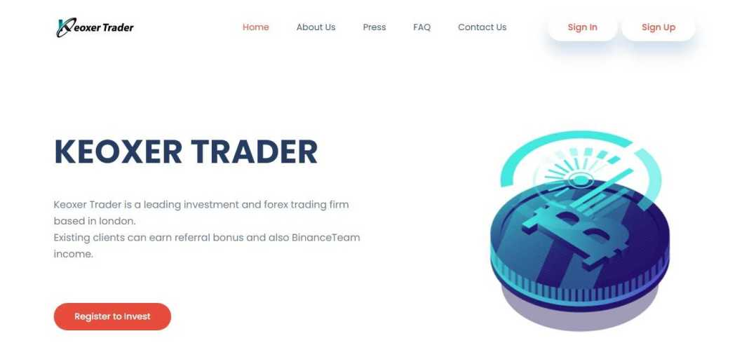 Keoxertrader.com Review: It Is Scam Or Paying? Read Our Review