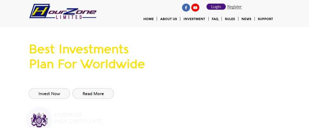 Hourzonelimited.com Review: It Is Scam Or Paying? Read Our Review