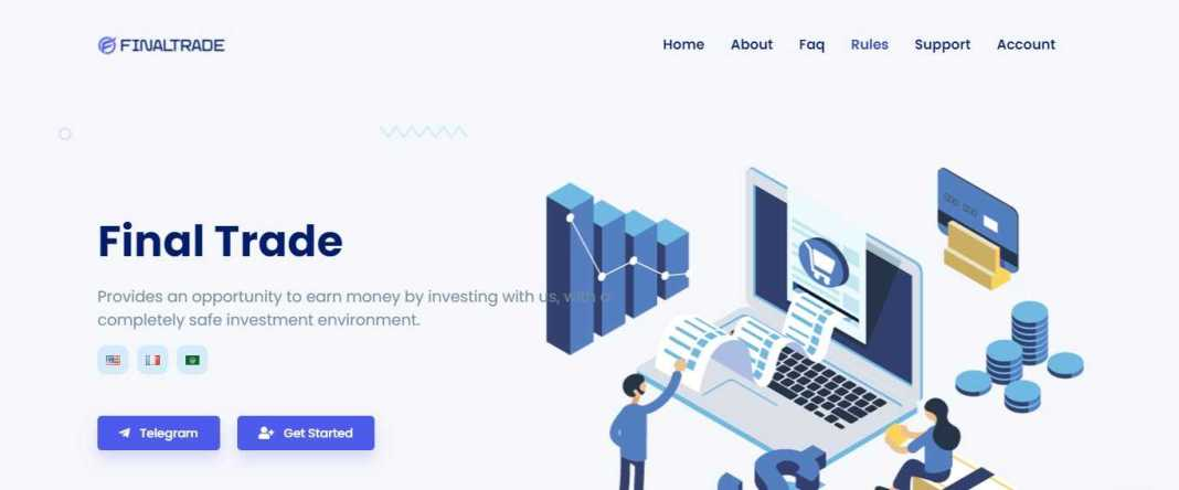 Finaltrade.net Review: Scam Or Paying? Read Our Full Review