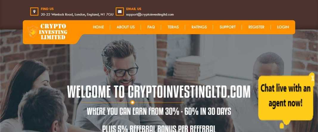 Cryptoinvestingltd Review: Scam Or Paying? Read Our Full Review