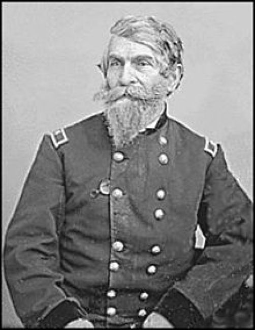 Gen. George Sears Greene (1801-1899)