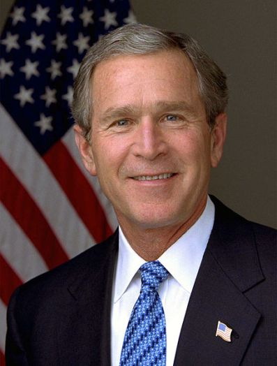 George W. Bush, 43rd President of the United States