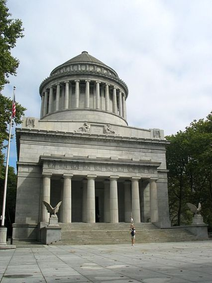 "Gen. Grant National Memorial (as designated by the United States Congress), better known as ""Grant's Tomb"" (Manhattan, New York City)"