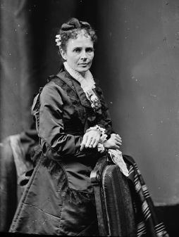 Lucretia (Randolph) Garfield, First Lady of the United States