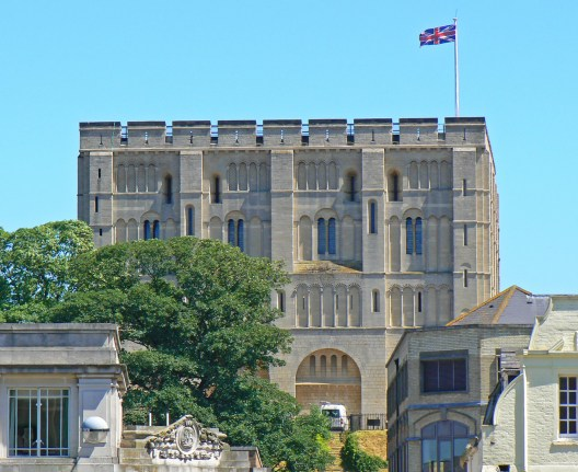 Norwich Castle was built by the Normans as a Royal Palace 900 years ago. Used as a prison from the 14th century, the Castle became a museum in 1894.