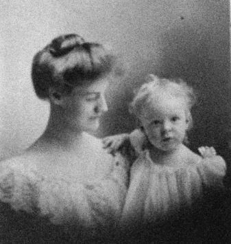 Seddie and Elizabeth Hamlin (about 1902-03)
