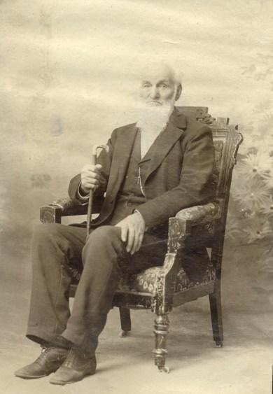 Thomas Allen Gunnell, circa 1902