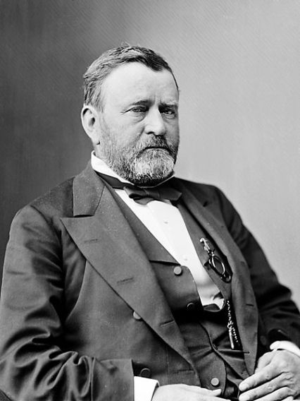 Ulysses S. Grant, 18th President of the United States