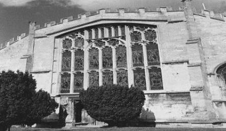 All Saints' Church, Westbury, Wiltshire, England (1950s, Wiltshire & Swindon History Centre, Chippenham)