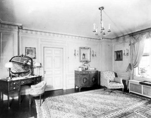 Daughter's bedroom looking southeast