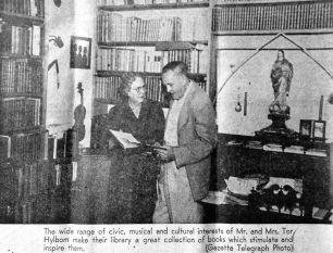 Colorado Springs Gazette Telegraph, 16 Mar 1958, D1