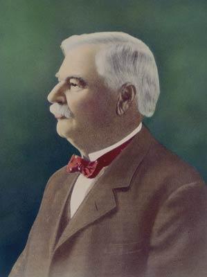 Joseph Ray (J.R.) Watkins (1840-1911) - my 2nd g-grand uncle