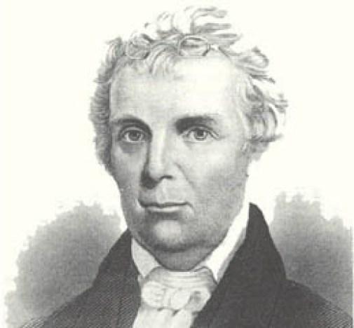 Rev. Barton W. Stone (1772-1844)