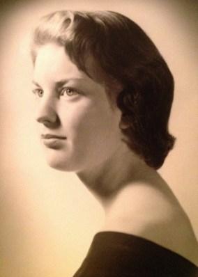 Penelope Jane Walholm, c. 1959