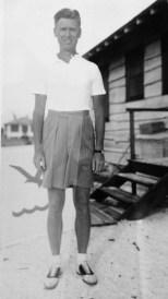 Roy W. Walholm, Whitney Beach, Florida (undated)