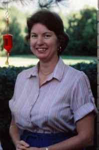 Penny Hylbom (Colorado Springs, Colorado, probably late 1970s)