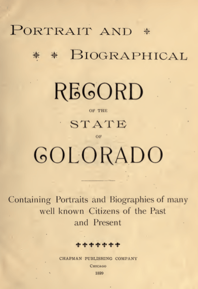 Portrait and Biographical Record_1899