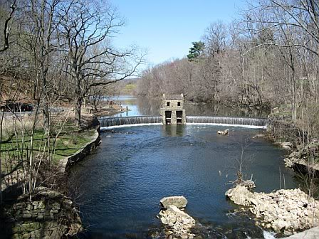 Speedwell Dam, Morris County, New Jersey