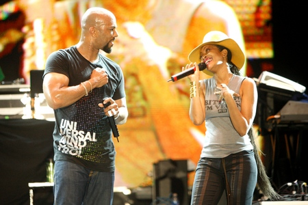 Erykah Badu and Common at past JITG event.