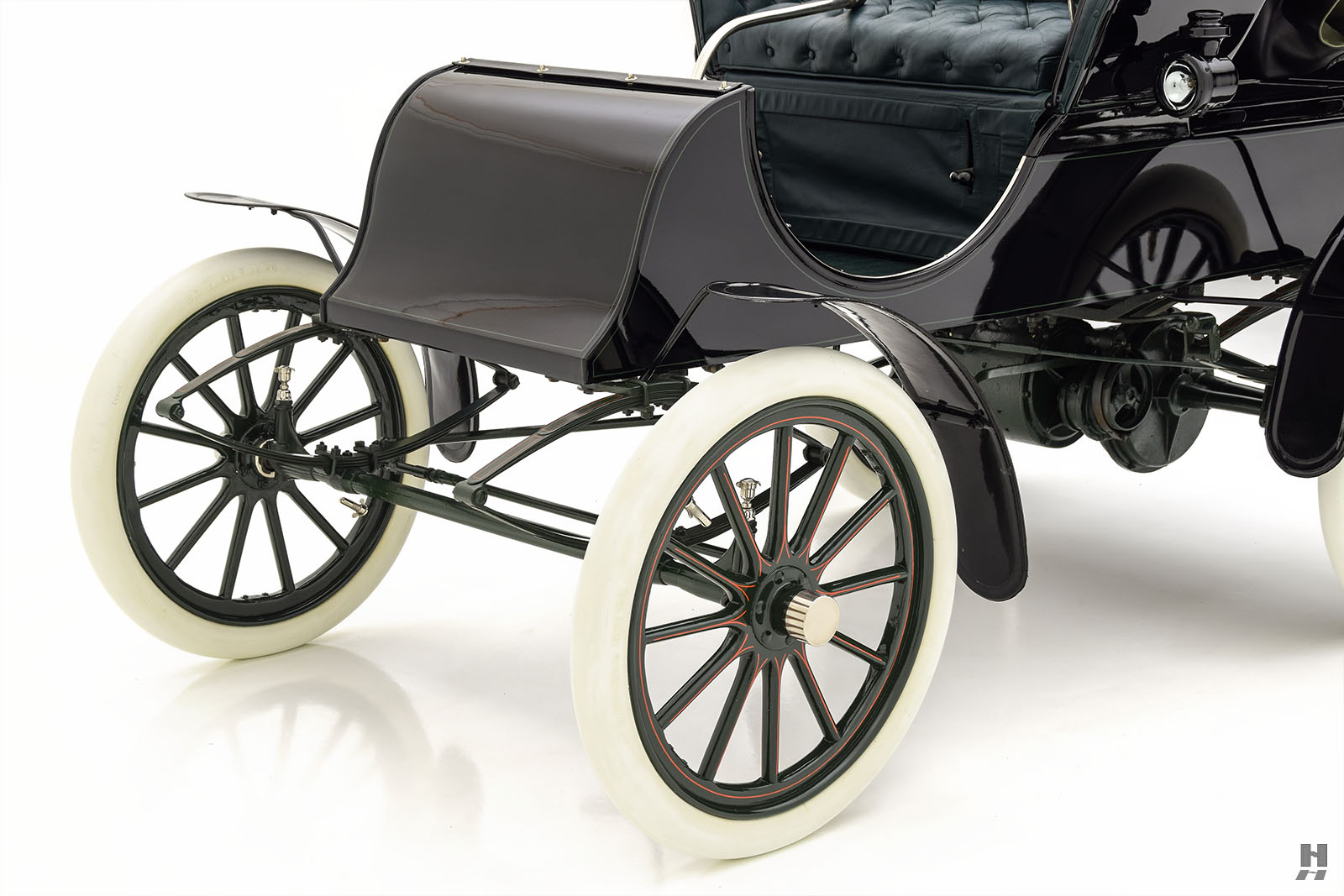 1906 Pope Waverly Electric Runabout For Sale Car Classic