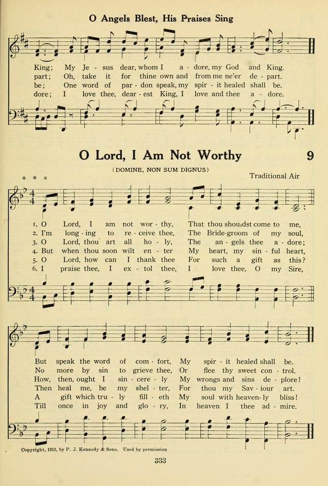 I Am Not Worthy Holy Lord - Hymn Lyrics - Prayer Warriors