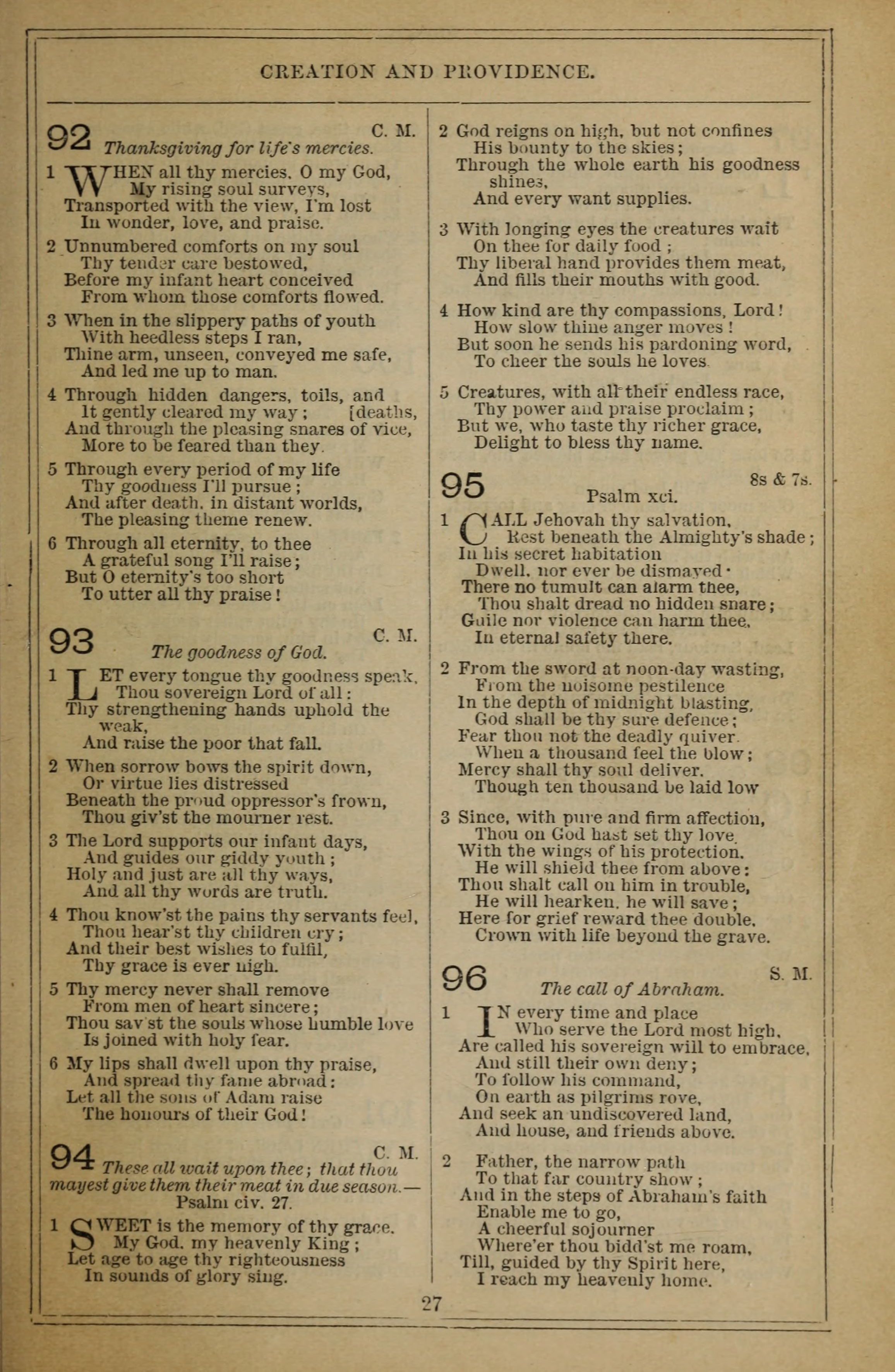 Methodist Hymn-Book 86. Come, O thou all-victorious Lord
