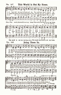 This Is Not My Home Lyrics : lyrics, World, Hymnary.org