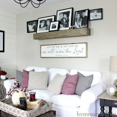 Diy Floating Shelves For My Living Room Beautiful Design Pictures Shelf Family Gallery Wall Hymns And Verses