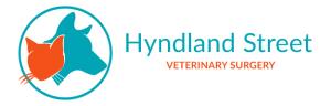 Hyndland street logo