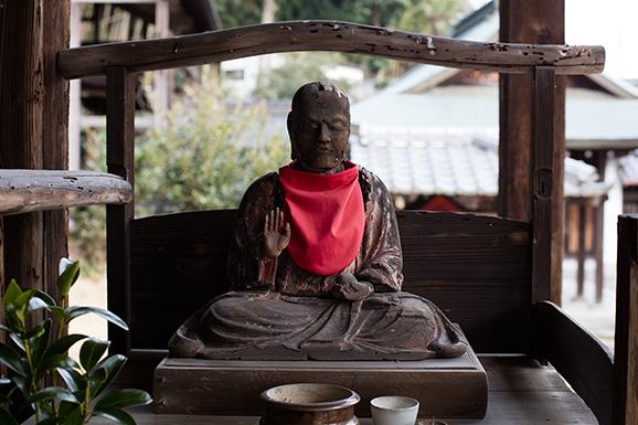 Binzuru-sonja, 賓頭盧尊者 曽束不動明王堂
