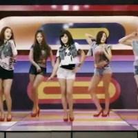 T-ara giin shine duu Round and Round mv