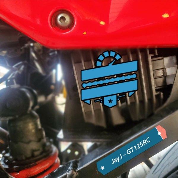 Uprated Regulator Rectifier [Reg Rec] :: GV GT 125 250 R GTR Hyosung