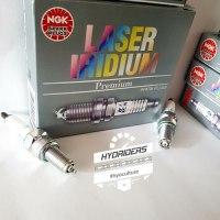 NGK Laser iridium spark plug hyosung gt125 gt250 gv650 gv250