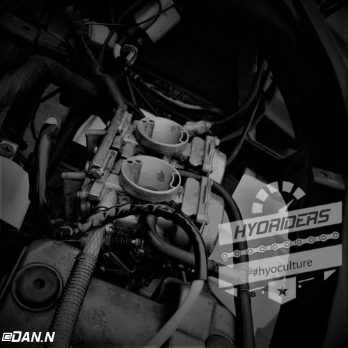 High Performance Ignition Coil :: Hyosung GV GT 125 250 R + RT RX