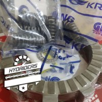 Uprated Clutch Friction Plates & Drive Overhaul Kit - Hyosung GT250 GV250 GT250R