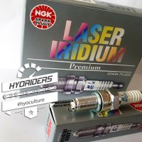 NGK Laser Iridium Performance Spark Plug x1 - Hyosung RX125 & RT125D