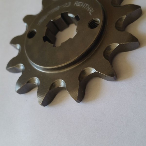 Renthal Racing Front Engine Sprocket (for 520 Chain Kit) - Hyosung GT125R GT250R GT250